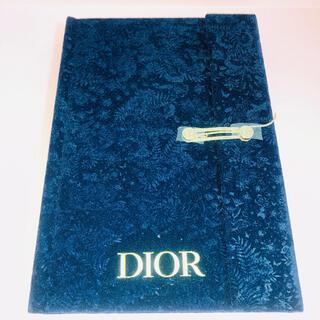 Christian Dior - クリスチャンディオール ノベルティ ノート