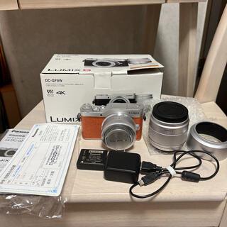 Panasonic - LUMIX DC-GF9 カメラ ダブルレンズキット