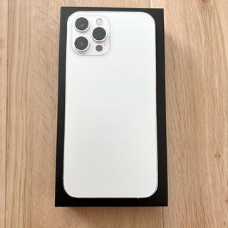 Apple - 【美品】simフリー iPhone12 promax 256GB シルバー