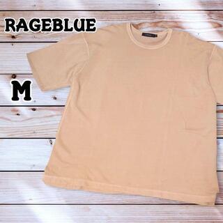 レイジブルー(RAGEBLUE)のRAGEBLUE ドルマン Tシャツ オーバーサイズ ベージュ(Tシャツ/カットソー(半袖/袖なし))