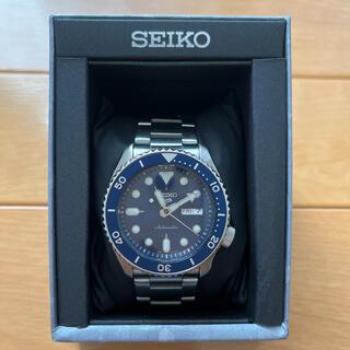 SEIKO - SEIKO セイコー5 メンズ アナログ 自動巻き 腕時計 SRPD51K1