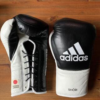adidas - ADISHORI アディダスボクシンググローブ 8オンス adidas