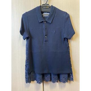 ミュベールワーク(MUVEIL WORK)のMUVEIL ×FRED PERRY コラボ ポロシャツ(ポロシャツ)
