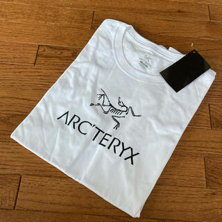 ARC'TERYX - ☆新品 アークテリクス Tシャツ Mサイズ ホワイト