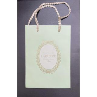 ラデュレ(LADUREE)のladuree ラデュレ マカロン 箱 ボックス 袋(ショップ袋)