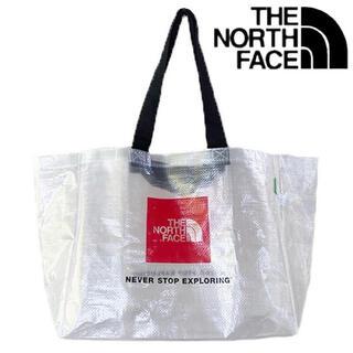 ザノースフェイス(THE NORTH FACE)のTHE NORTH FACEノースフェイス 韓国限定 エコバッグ トートバッグ(トートバッグ)