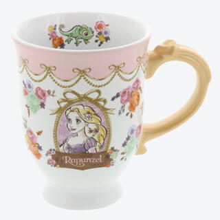 Disney - ディズニー ラプンツェル  マグカップ