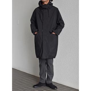 COMOLI - TEATORA テアトラ Souvenir Hunter packable 黒