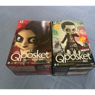 BANPRESTO - Qposket joker andハーレークイーン