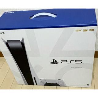 SONY - PS5 PlayStation5 CFI-1100A01 プレステ5 新品未開封