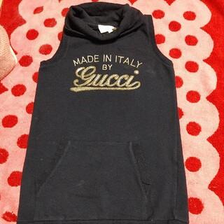 Gucci - グッチ トレーナーワンピース