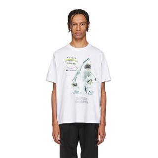 Balenciaga - Botter プリントTシャツ