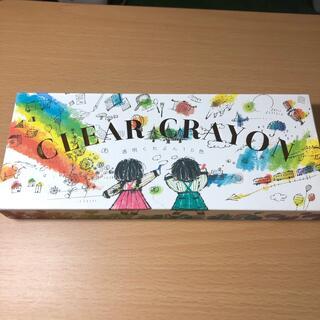 コクヨ(コクヨ)の透明クレヨン 10色セット(クレヨン/パステル)