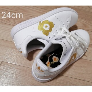 adidas - 新品!adidas marimekko stansmith 24cm