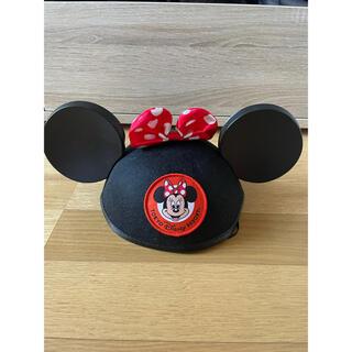 Disney - ディズニー 帽子 ミニー カチューシャ