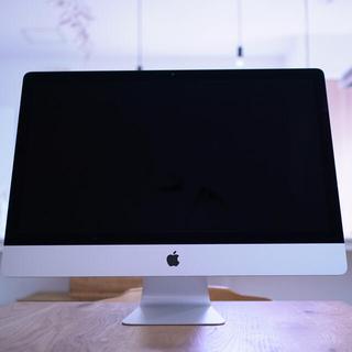 Apple - iMac 27インチ Late2015 メモリ24GB増設