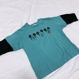 ブランシェス(Branshes)のブランシェス ミッキーTシャツ(Tシャツ/カットソー)