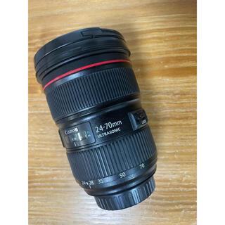 Canon - キャノン EF24-70mm F2.8L II USM 中古美品