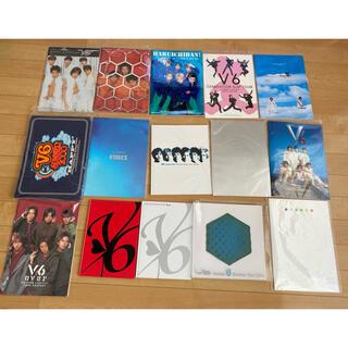 ブイシックス(V6)のV6ツアーパンフレット15冊セット(アイドルグッズ)