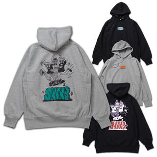 XLARGE - AND official storeのパーカー