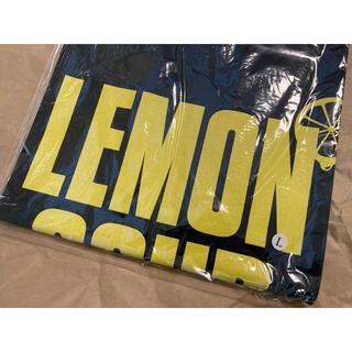 レモンTシャツ レモンサワースクワッド ローソン(Tシャツ/カットソー(半袖/袖なし))
