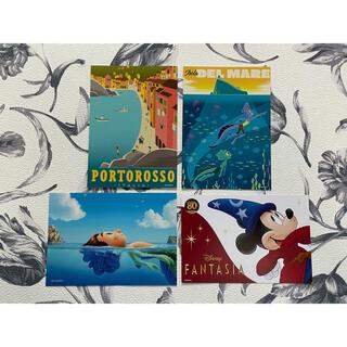 Disney - あの夏のルカ JALファンタジア ポストカード