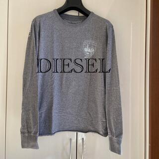 ディーゼル(DIESEL)のDIESEL 美品✨ロンT Mサイズ トレーナー(Tシャツ(長袖/七分))