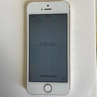 アイフォーン(iPhone)の【動作します!】iPhone5s ゴールド 16GB(スマートフォン本体)