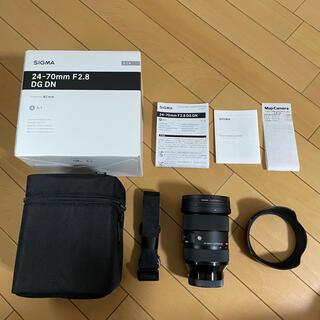 SIGMA - SIGMA Art 24-70mm F2.8 DG DN ソニーEマウント