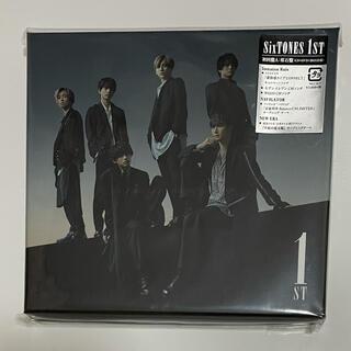 SixTONES アルバム 1ST 原石盤