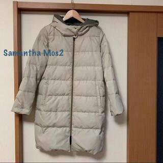 SM2 - 『Samantha Mos2』ロングダウンコート