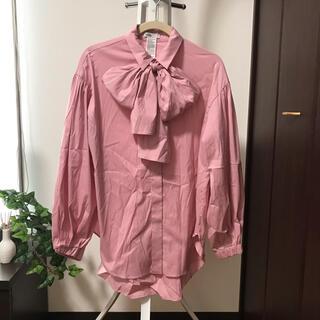 ダブルスタンダードクロージング(DOUBLE STANDARD CLOTHING)のDOUBLE STANDARD CLOTHING ドーブルスタンダード シャツ(シャツ/ブラウス(長袖/七分))