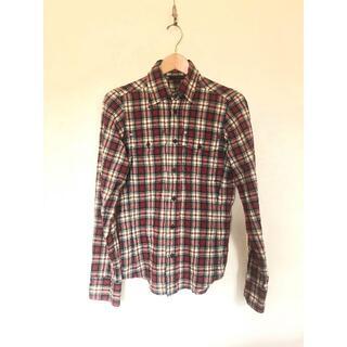 ディースクエアード(DSQUARED2)のDSQUARED2 チェックシャツ【中田英寿さん着用モデル】(シャツ)