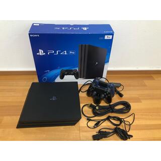 PlayStation4 - PS4 【Pro】CUH-7000B BO1