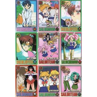 セーラームーン(セーラームーン)の27枚セット 美少女戦士セーラームーン カードダス グラフィティ ノーマル(カード)