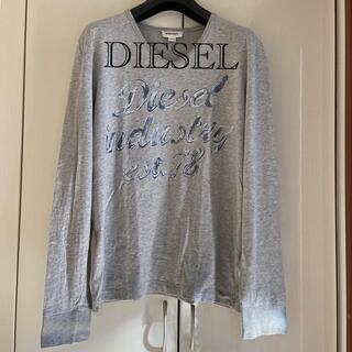 ディーゼル(DIESEL)のDIESEL ロンT  美品✨レア Mサイズ トレーナー(Tシャツ(長袖/七分))