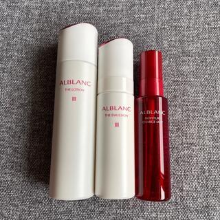 SOFINA - 【新品未使用】花王 アルブラン 化粧水 乳液 ミスト