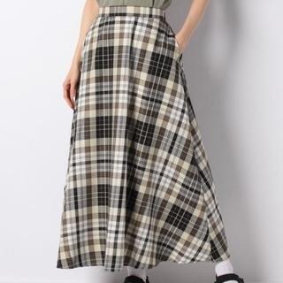 テチチ(Techichi)のテチチテラス チェックAラインスカート(ロングスカート)