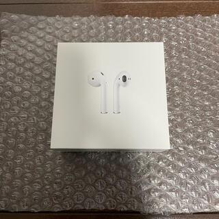 Apple - 正規品 Apple AirPods 第2世代 本体 アップル 純正 第二世代