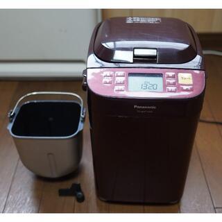 Panasonic - Panasonic製ホームベーカリー 1斤タイプ ブラウン SD-BMT1000