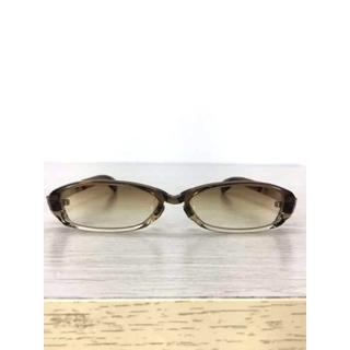 フォーナインズ(999.9)の999.9(フォーナインズ) チタン メガネフレーム サングラス メンズ(サングラス/メガネ)