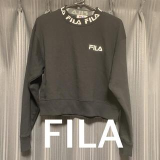 FILA - FILA ショート丈トレーナー