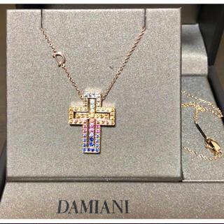 ダミアーニ(Damiani)のダミアーニ ベルエポック レインボー ピンクゴールドネックレス(ネックレス)