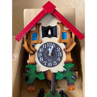 リズム鳩時計 ジャンク品