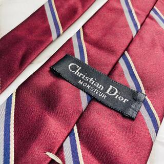 クリスチャンディオール(Christian Dior)の即購入OK!3本選んで1本無料!ディオール DIOR ネクタイ 6973(ネクタイ)