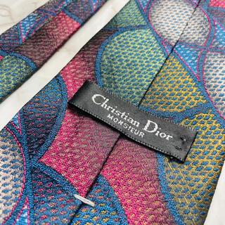 クリスチャンディオール(Christian Dior)の即購入OK!3本選んで1本無料!ディオール DIOR ネクタイ 6980(ネクタイ)