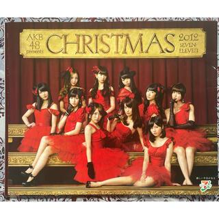 エーケービーフォーティーエイト(AKB48)の☆ AKB48 セブンイレブン クリスマス カタログ(アイドルグッズ)