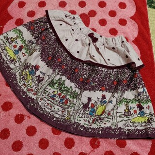 Shirley Temple - シャーリーテンプル 白雪姫スカート