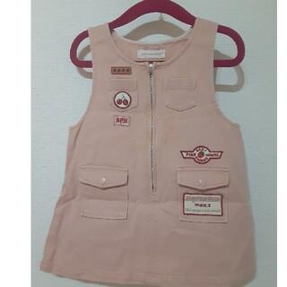 ピンクハウス(PINK HOUSE)のピンクハウス ジャンパースカート 80 (スカート)
