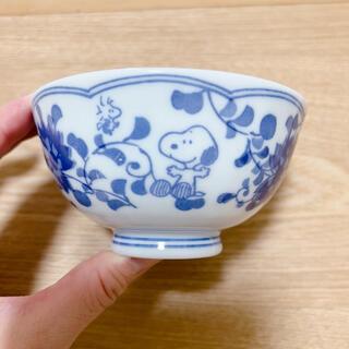 SNOOPY - 【未使用】SNOOPYお茶碗